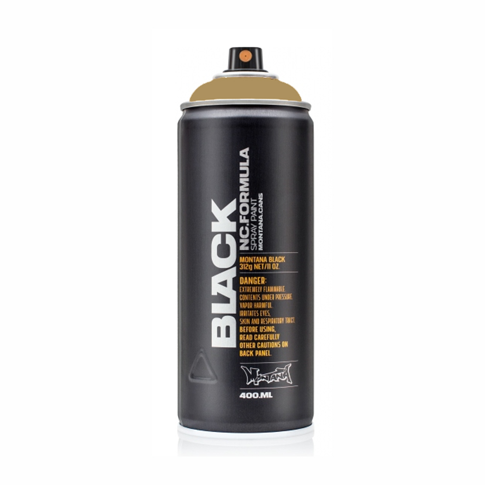 Montana Black 400Ml Goldchrome