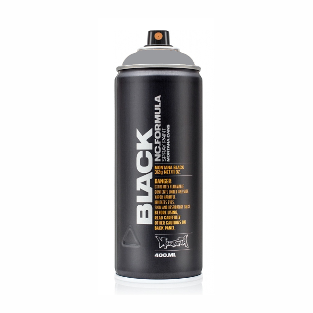 Montana Black 400Ml Outline Silver