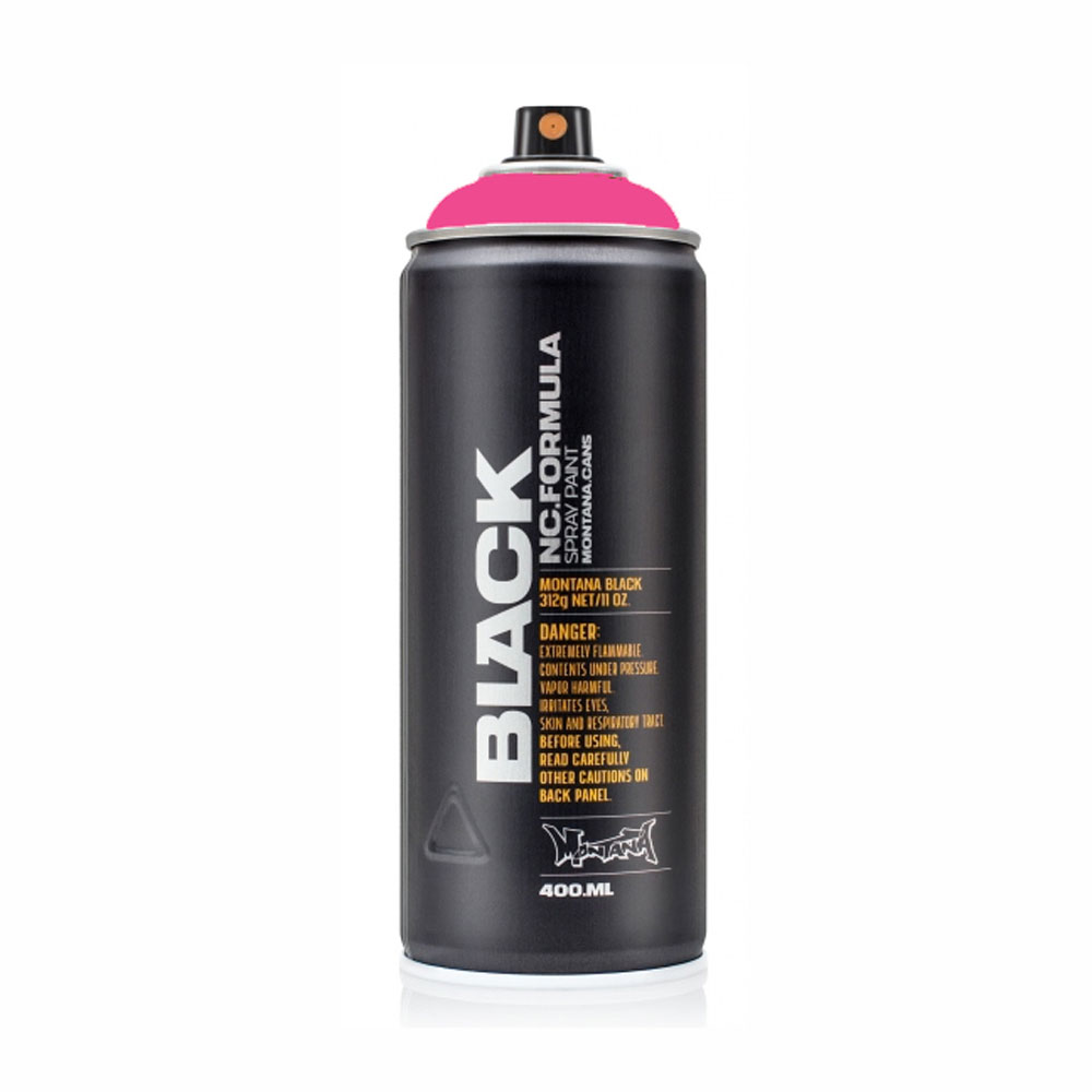Montana Black 400Ml Power Pink