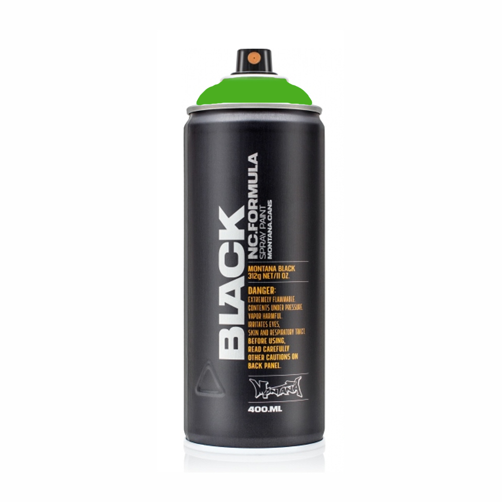 Montana Black 400Ml Power Green