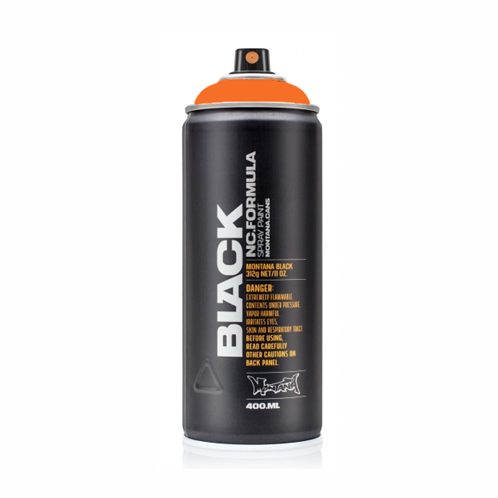 Montana Black 400Ml Atoms Megablast