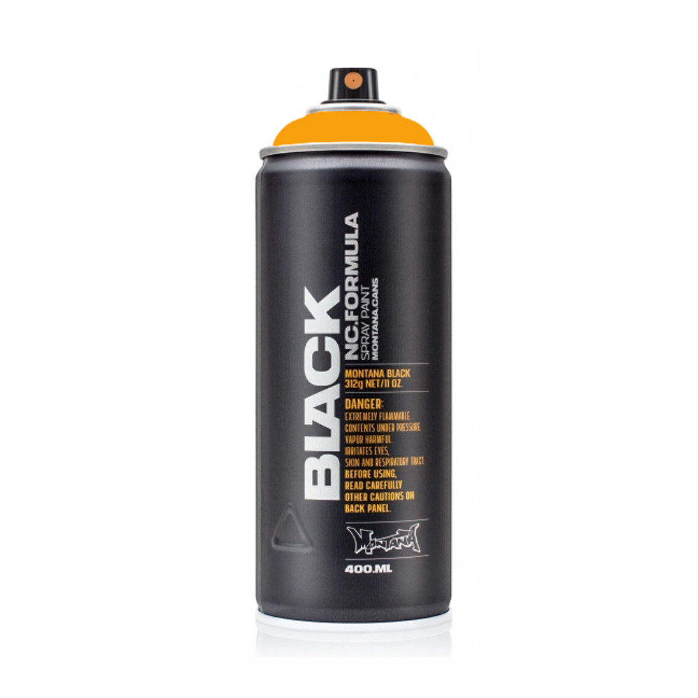 Montana Black 400Ml Infra Orange
