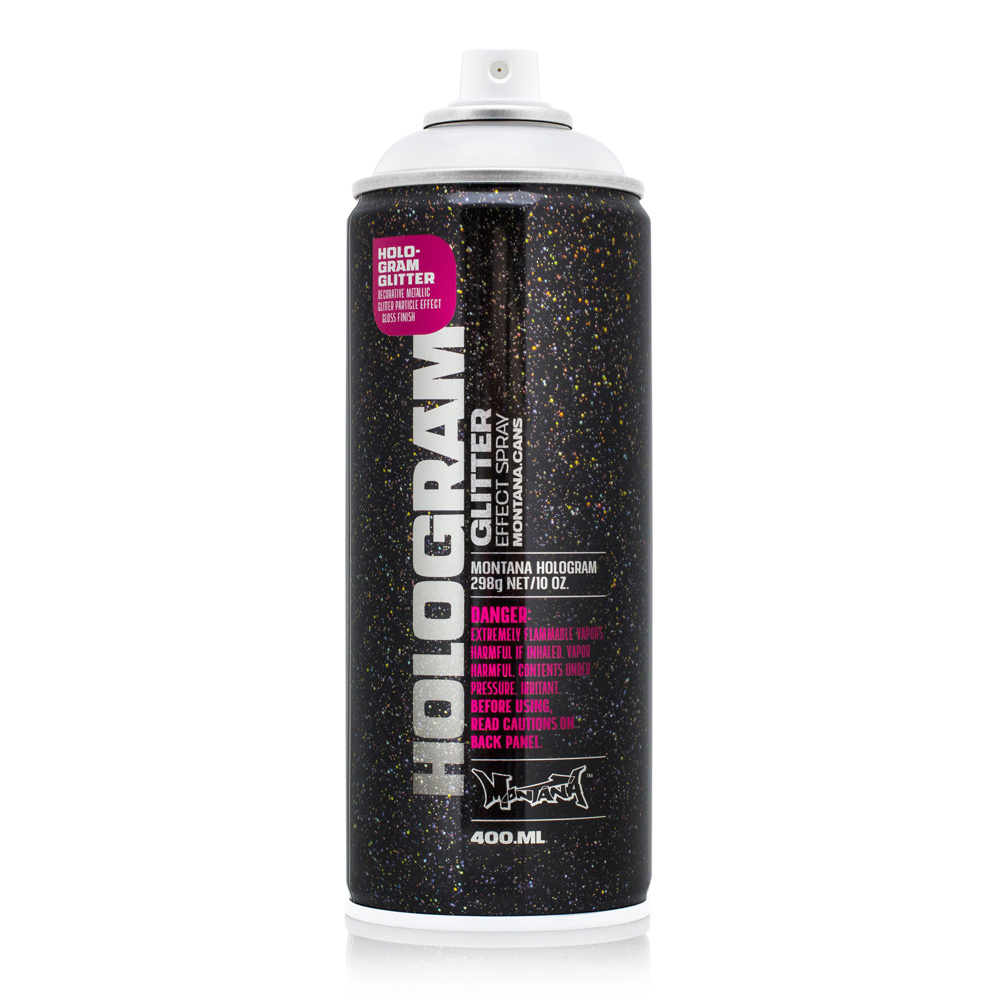 Montana Effect Hologram Glitter Spray