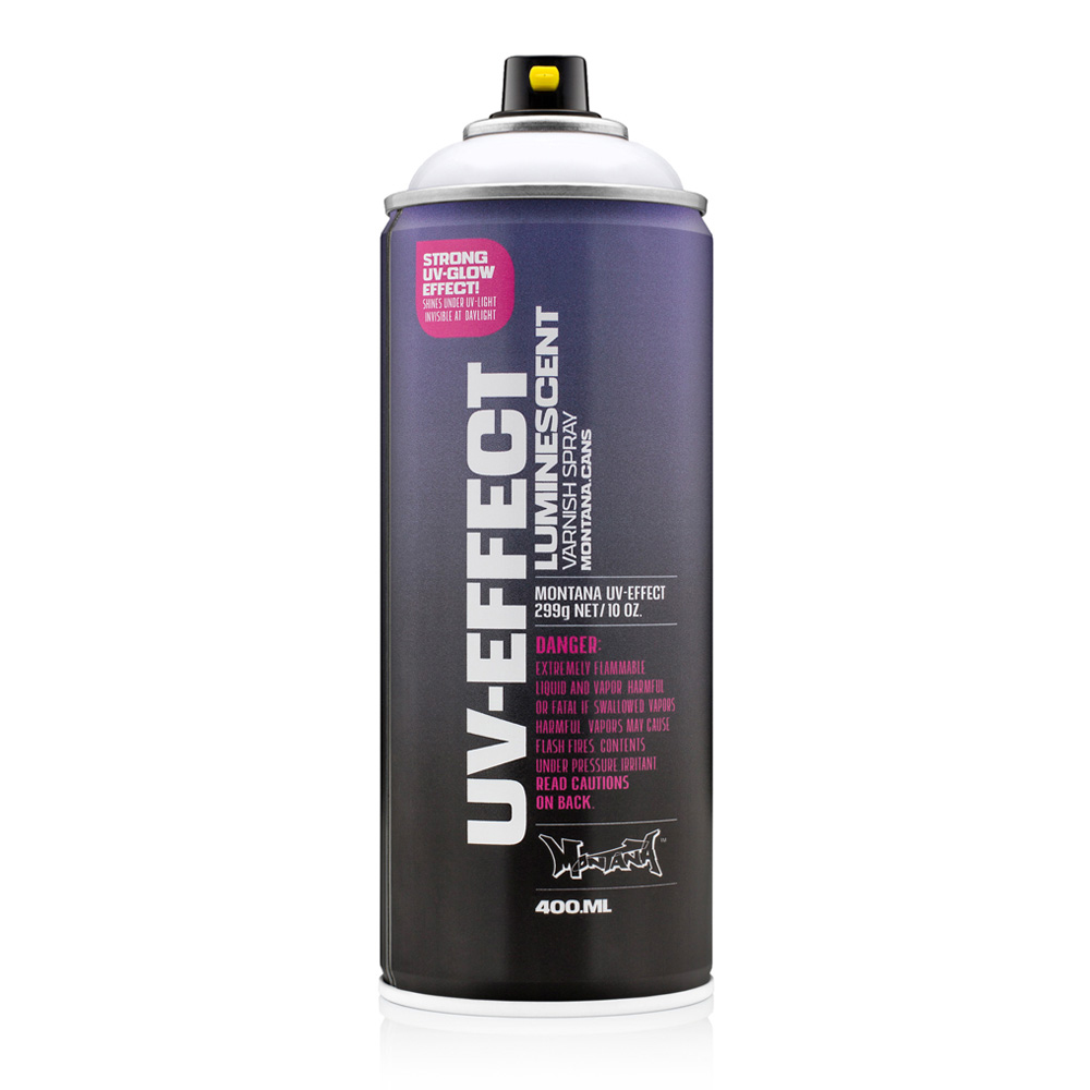 Montana Effect UV Transparent Spray