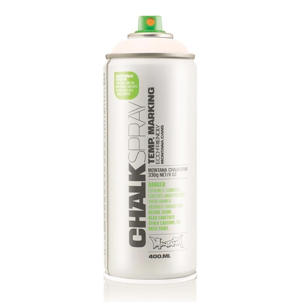 Montana Chalk Spray White 400Ml