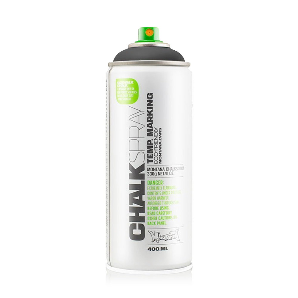 Montana Chalk Spray Black 400Ml