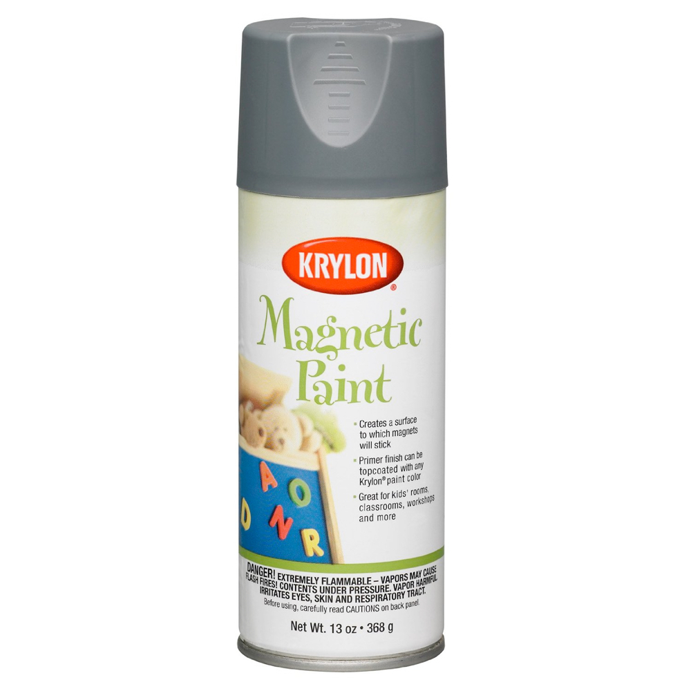 Krylon 13 Oz 3151 Magnetic Paint