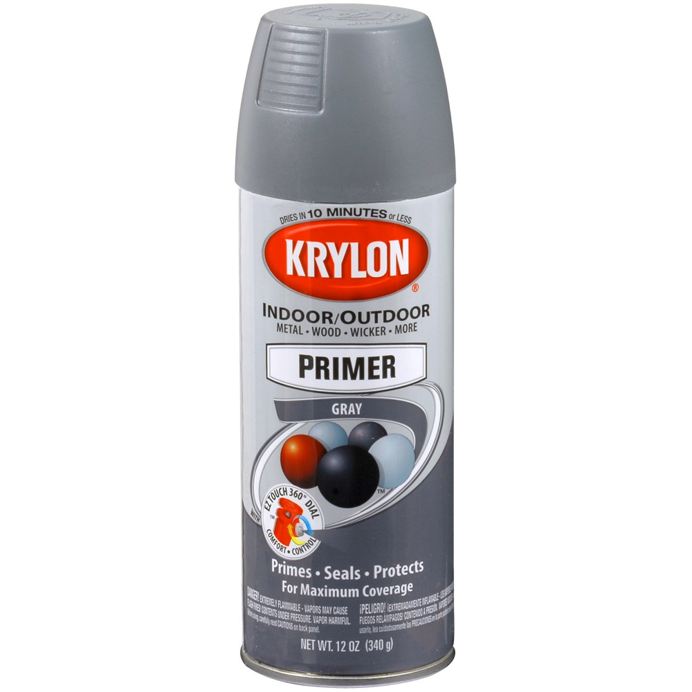 Krylon 1318 All-Purpose Gray Primer