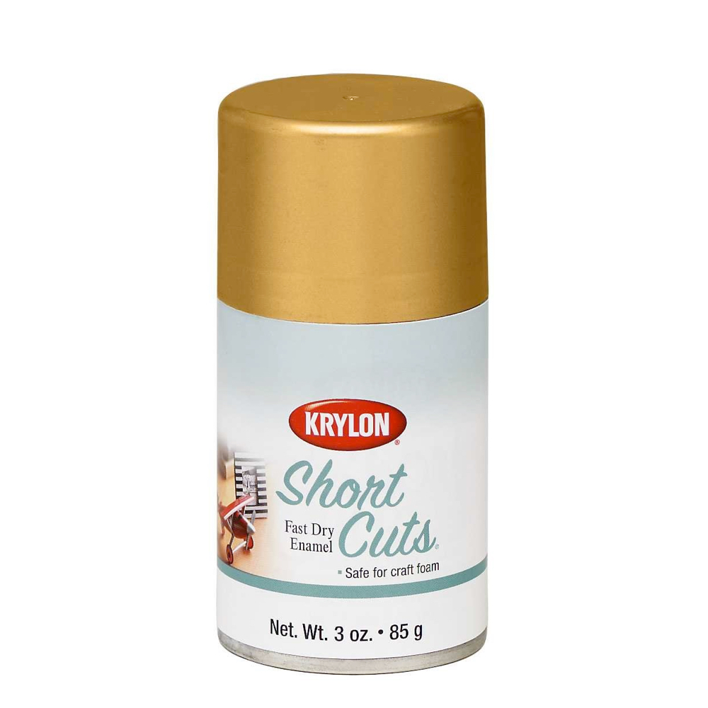 Krylon Sh Cuts Aersl Gold Leaf 3 Oz