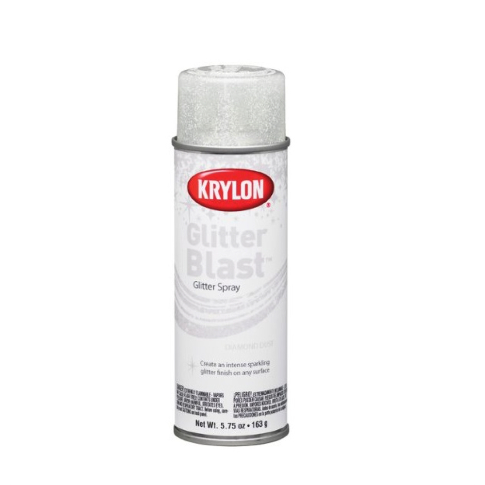 Krylon Glitter Blast 5.75 Oz Diamond Dust