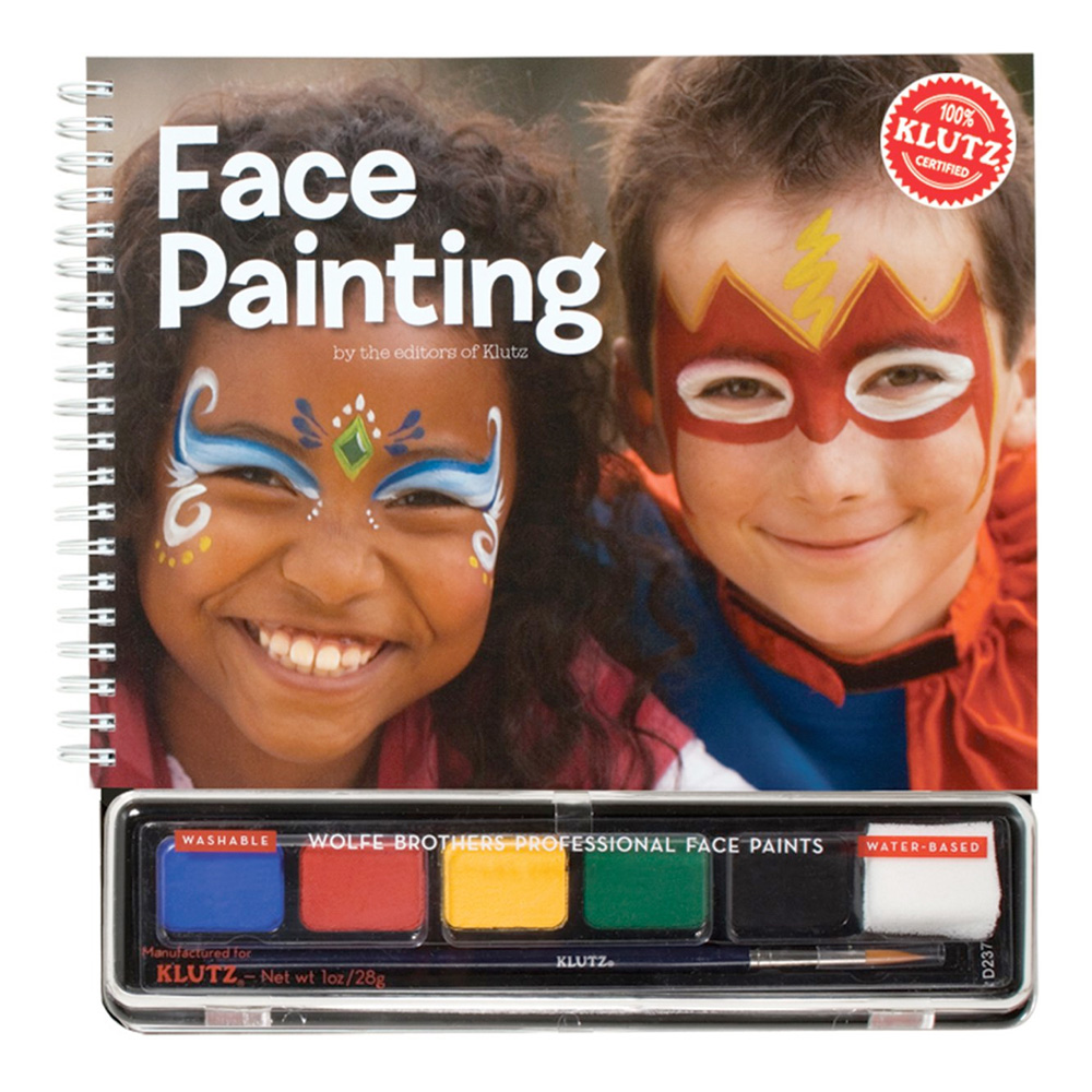 Klutz Book: Face Painting