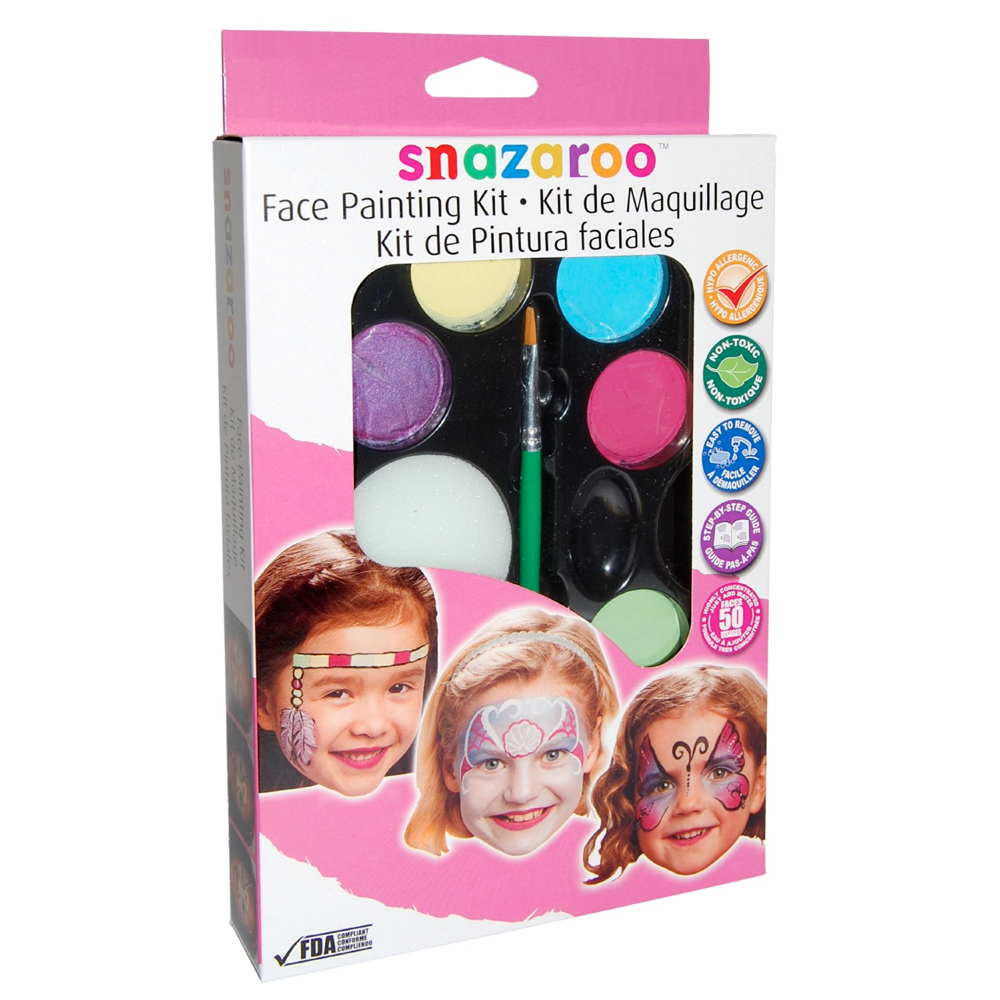 Snazaroo Palette Kit: Princess