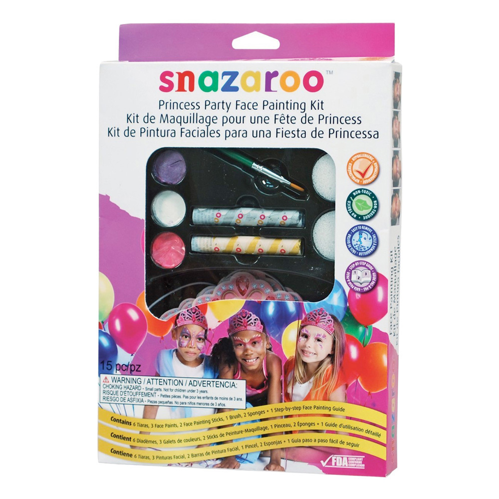 Snazaroo Party Pack: Princess