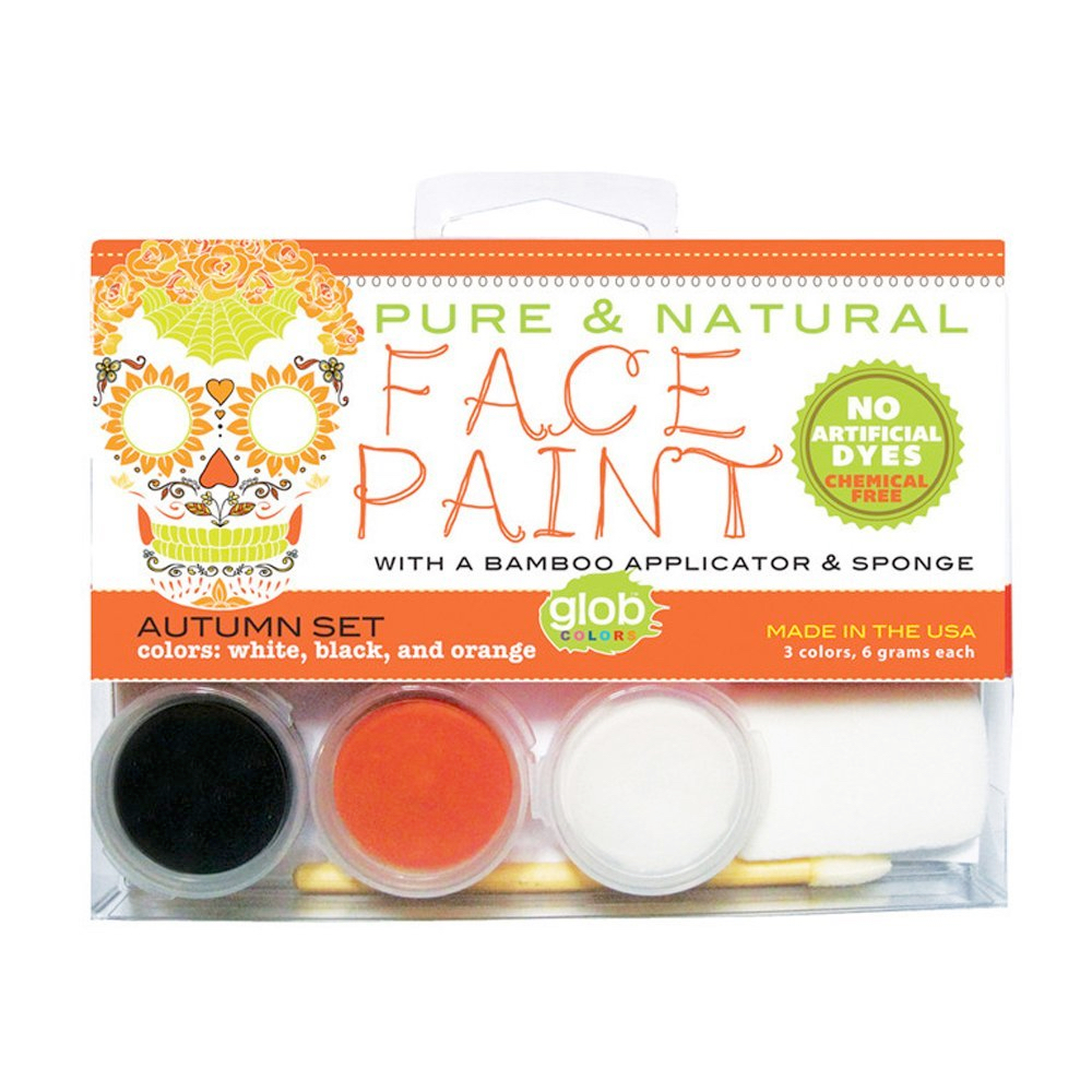 Glob Face Paint: Autumn Set