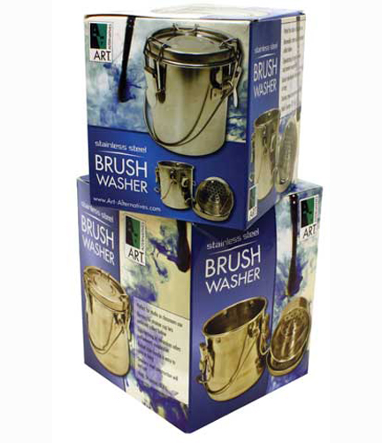 Art Alternatives Airtight Brush Washer 8 Oz