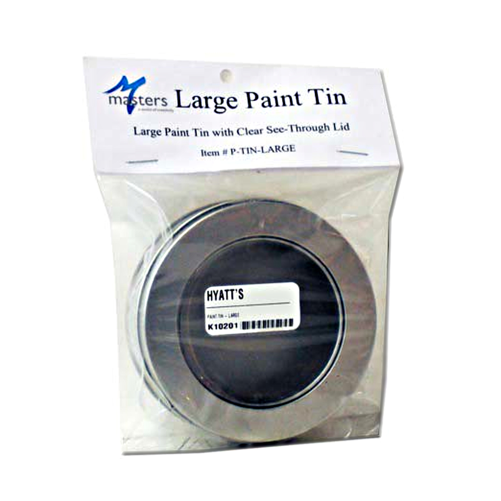 Paint Tin - Large