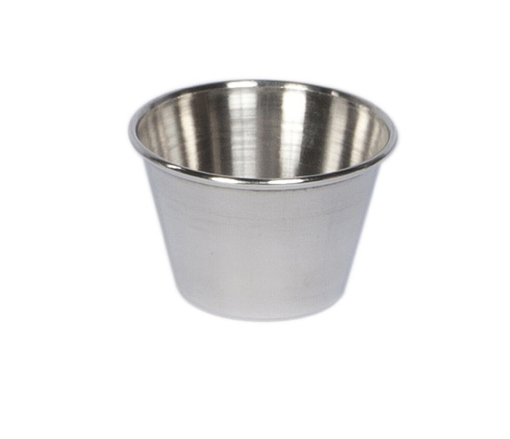 Small Stainless Steel Canister