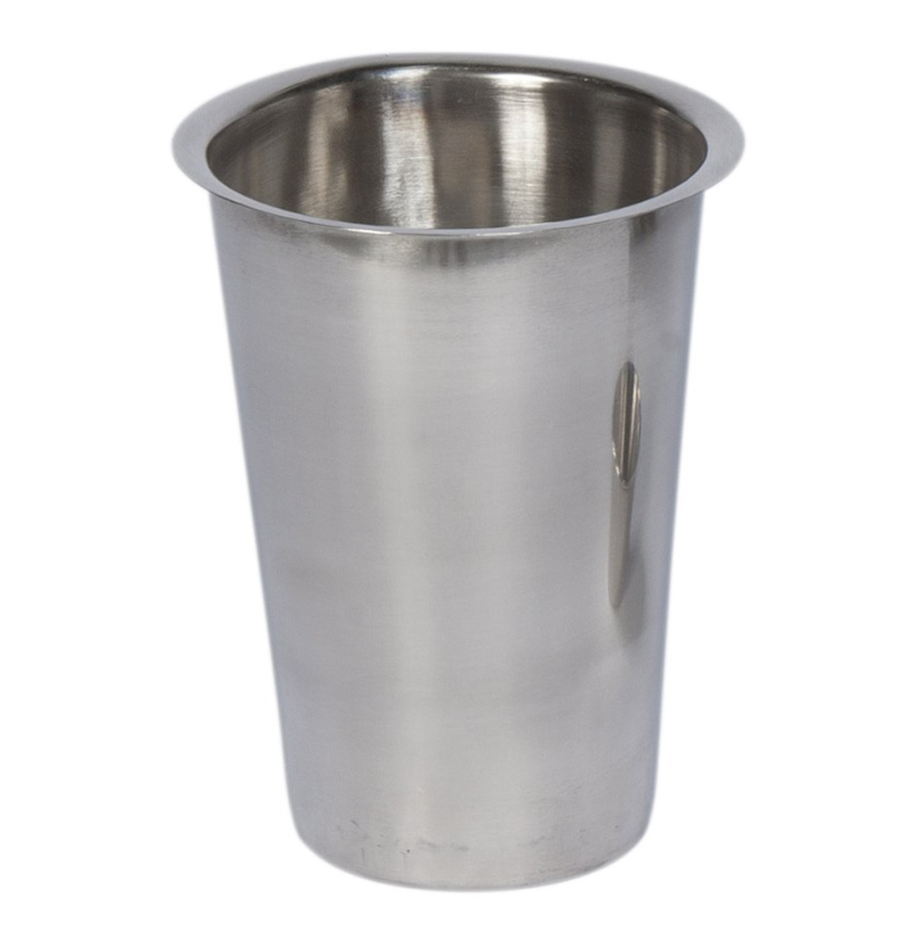 Large Stainless Steel Canister