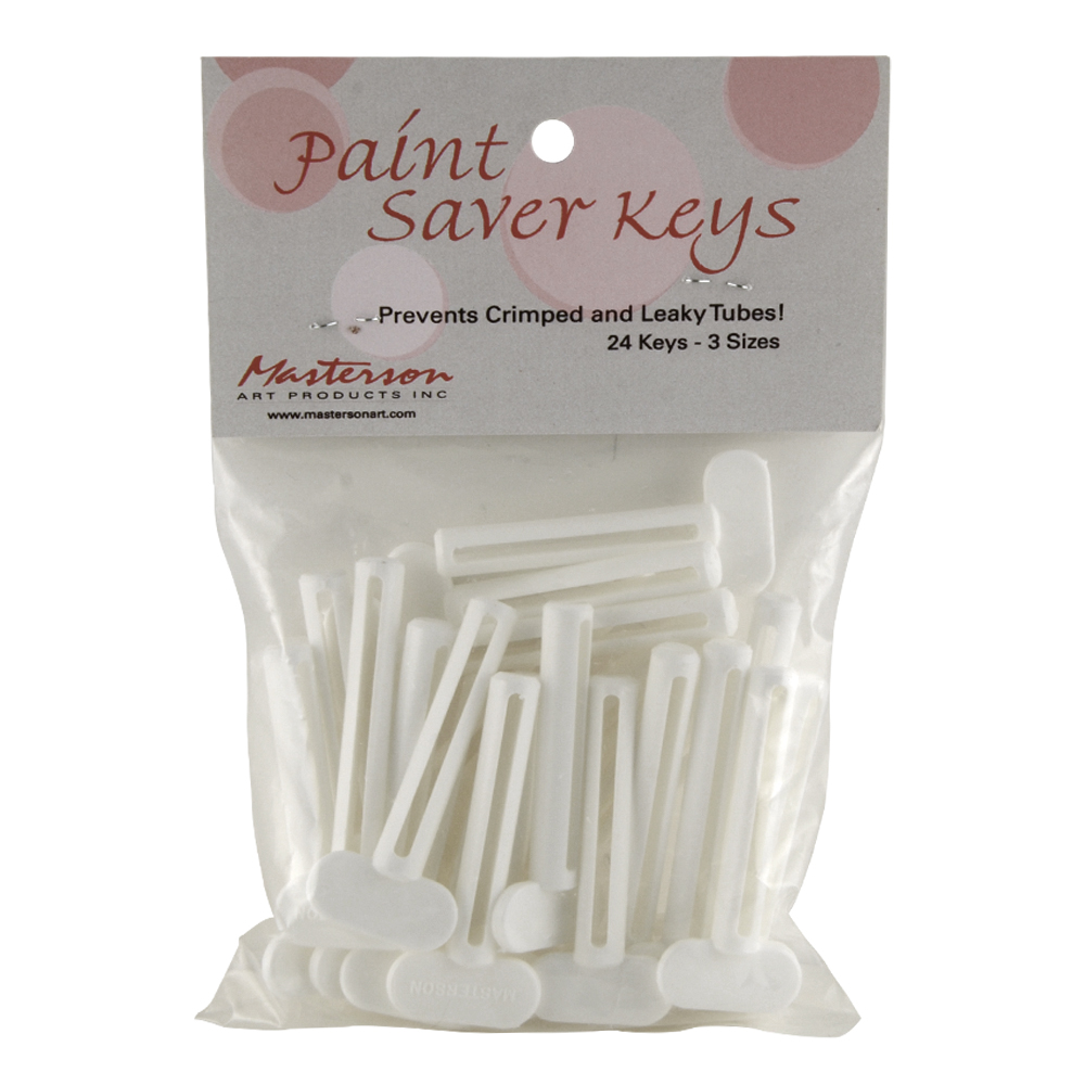 Masterson Paint Saver Keys 24/Pack