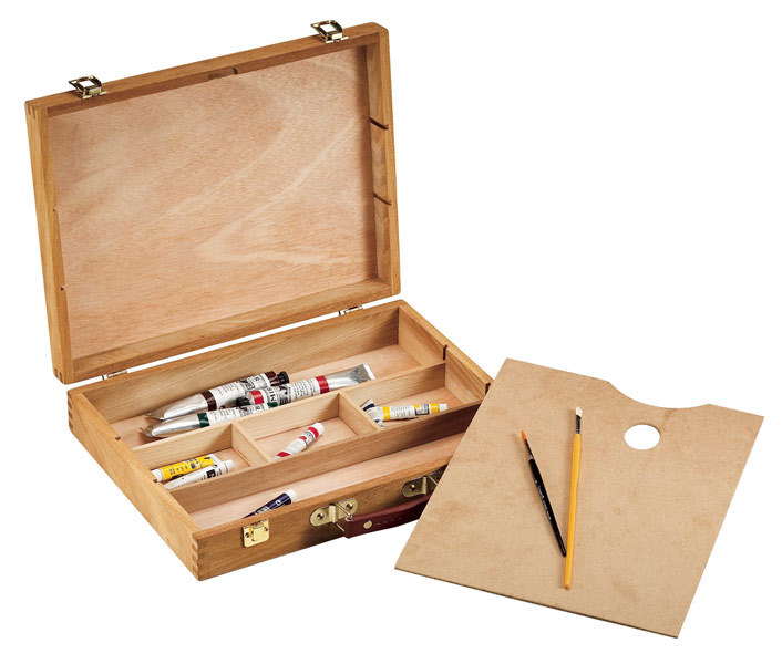 Heritage Palette Sketch Box Large