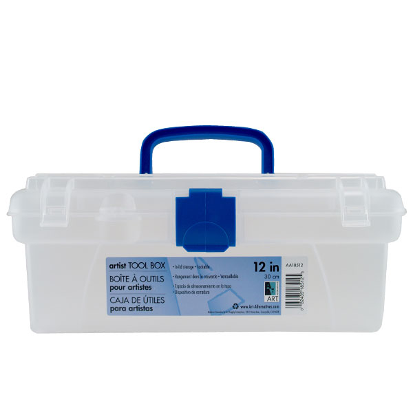 Aa Artist Toolbox Clear 12 Inch