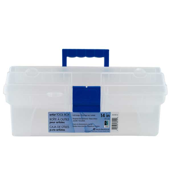 Aa Artist Toolbox Clear 14 Inch