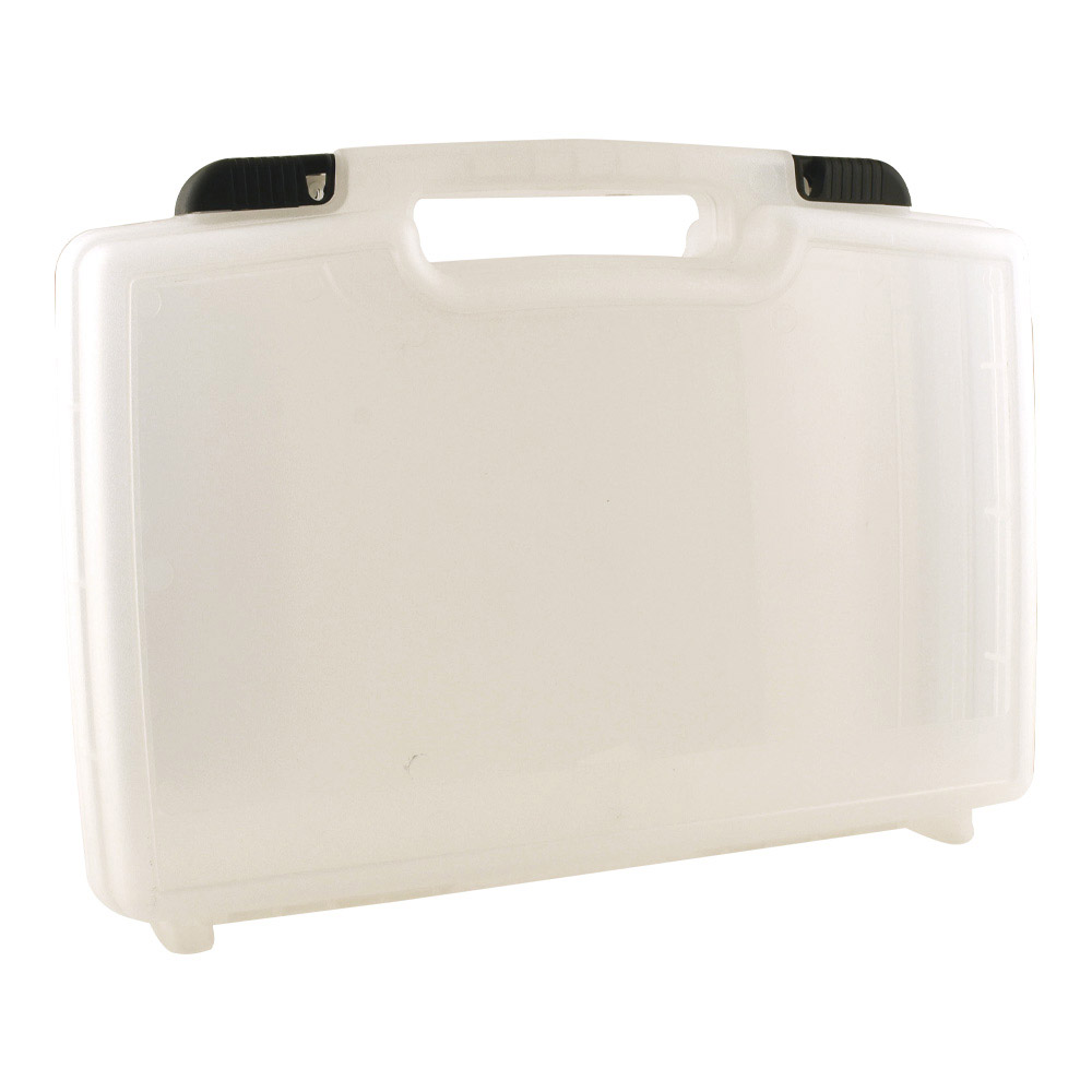 Aa Clear Art Storage Case 17-Inch