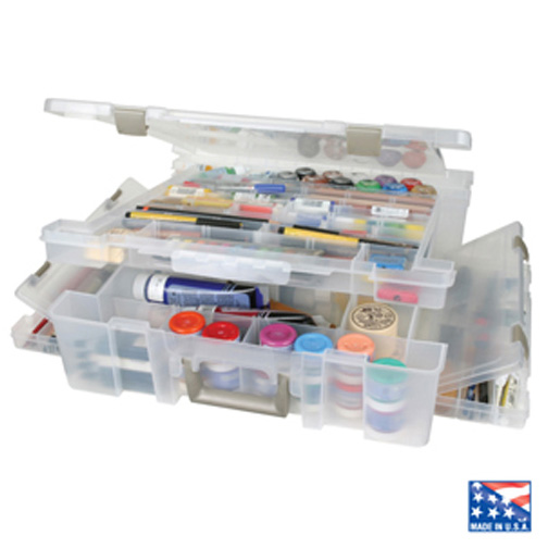 Artbin Super Satchel Divided Lid/Base 6982Ab