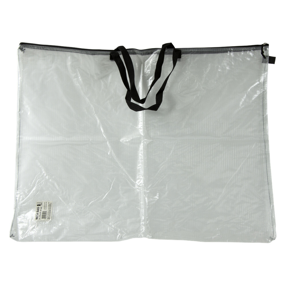 Aa Vinyl Mesh Bag 24X32 W/Handle
