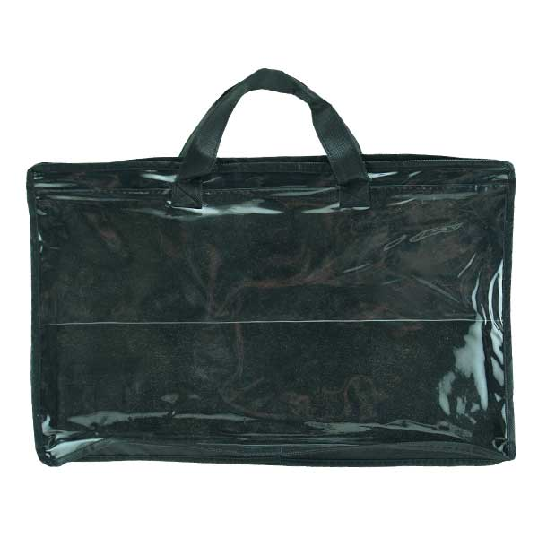 Aa Black Kit Bag 16X18
