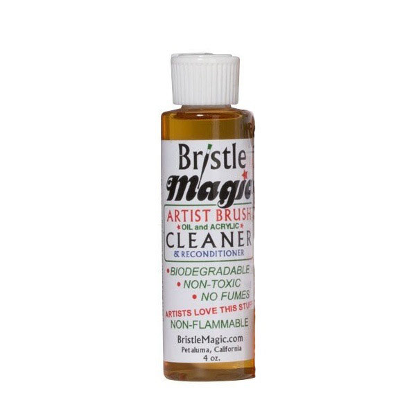 Bristle Magic Cleaner 4 Oz