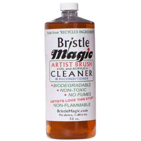 Bristle Magic Cleaner 32 Oz