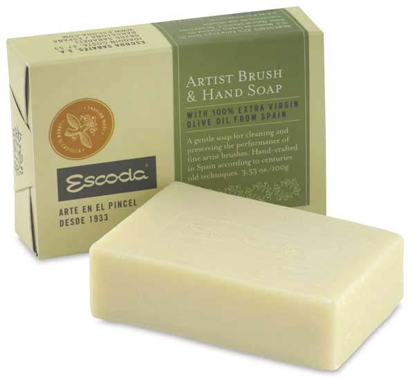 Escoda Artist Brush & Hand Soap 100G