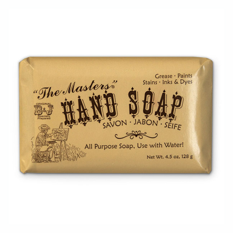 Masters Hand Soap 1.5