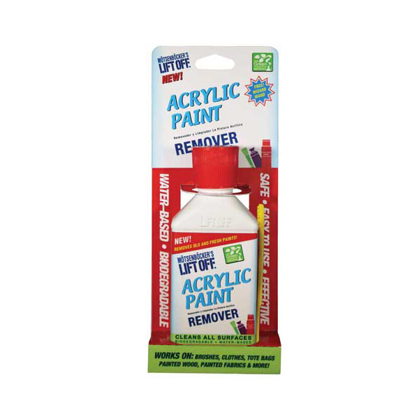 Liftoff Acrylic Paint Remover 4.5 Oz