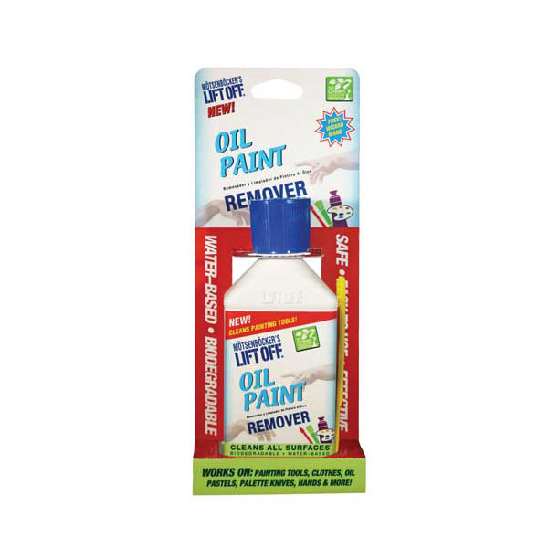 Liftoff Oil Paint Remover 4.5 Oz