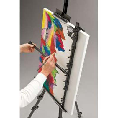 Painters Handrest Tool