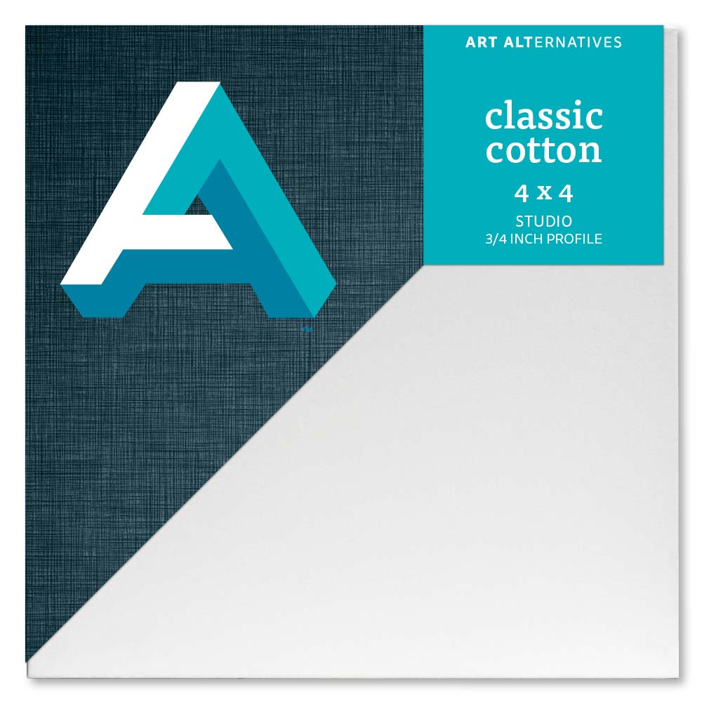 Art Altern Classic Studio Canvas 4X4