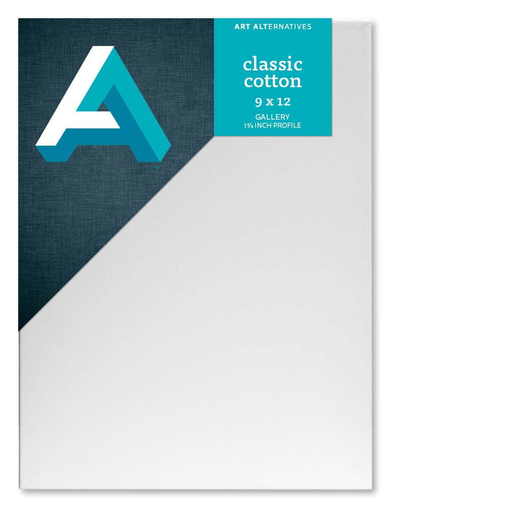 Aa Classic Gallery Canvas 9X12