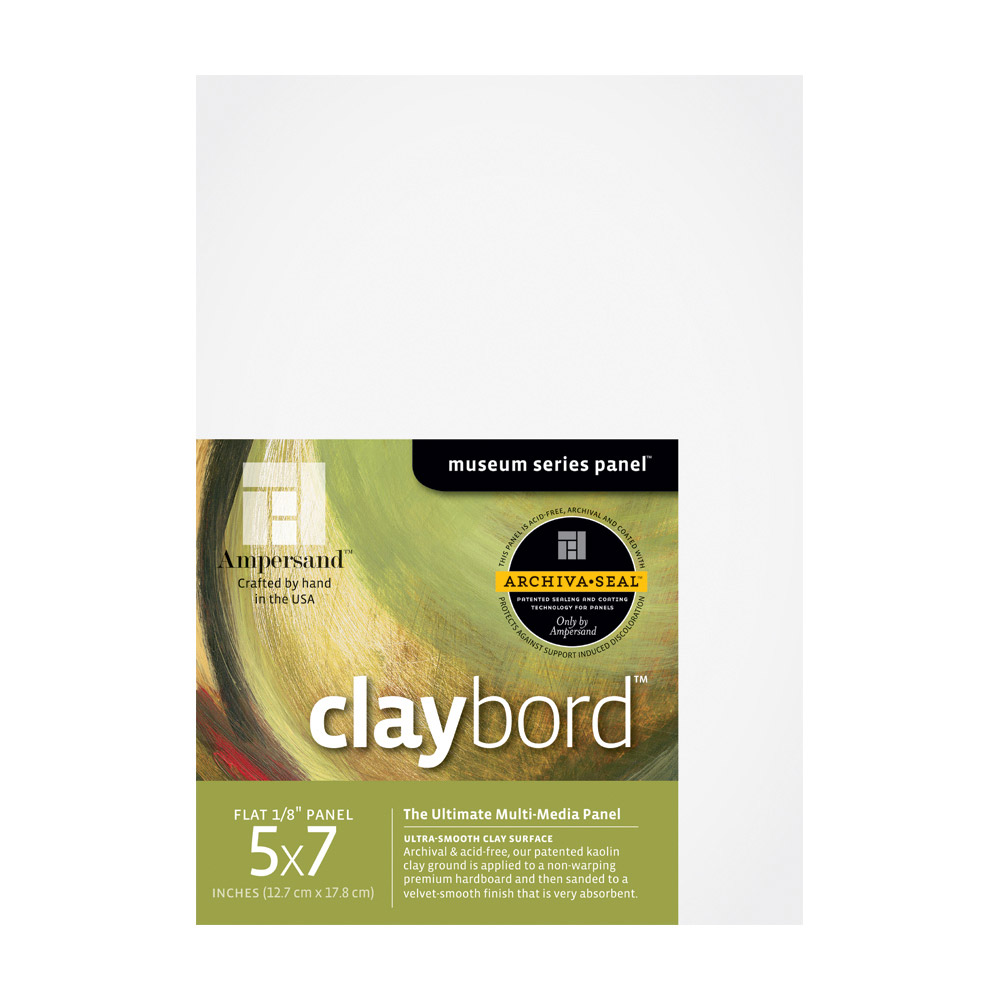 Claybord and Accessories