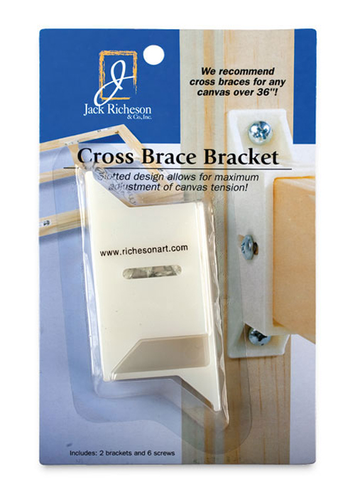 Cross Brace Brackets Package Of 2