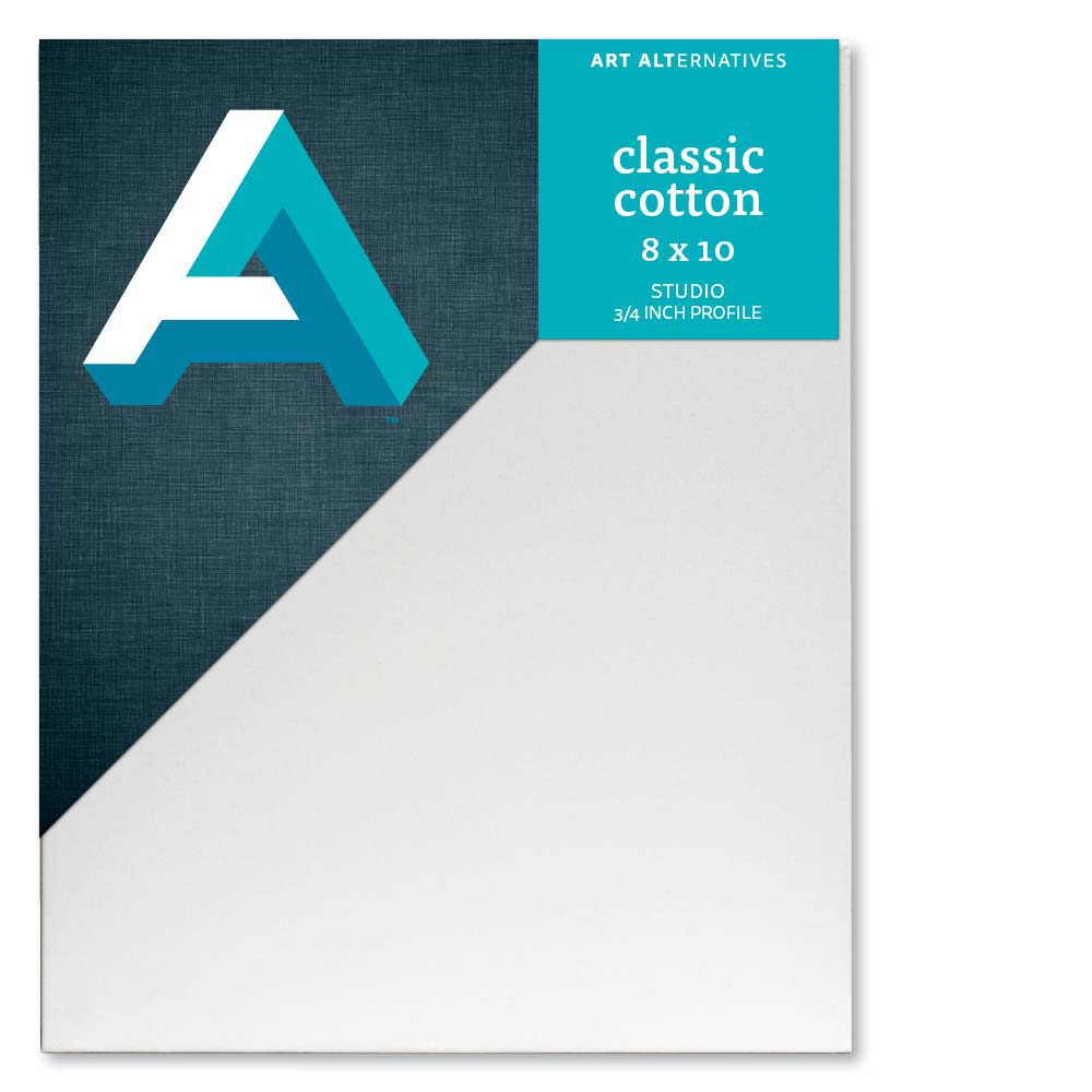 Aa Studio Stretched Canvas Case/10 8X10