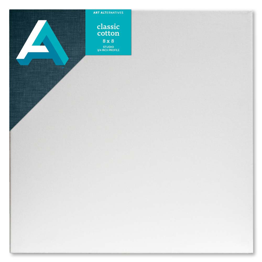 Aa Studio Stretched Canvas Case/10 8X8