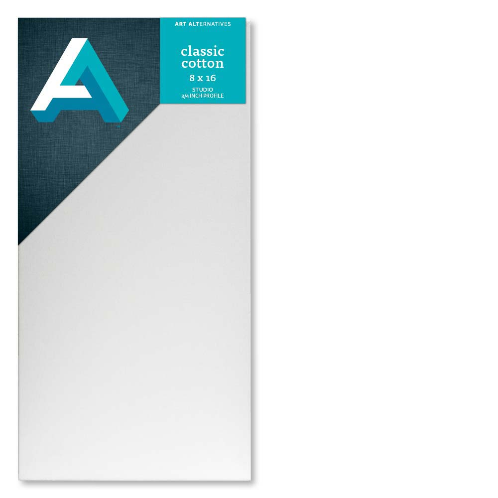 Aa Studio Stretched Canvas Case/10 8X16