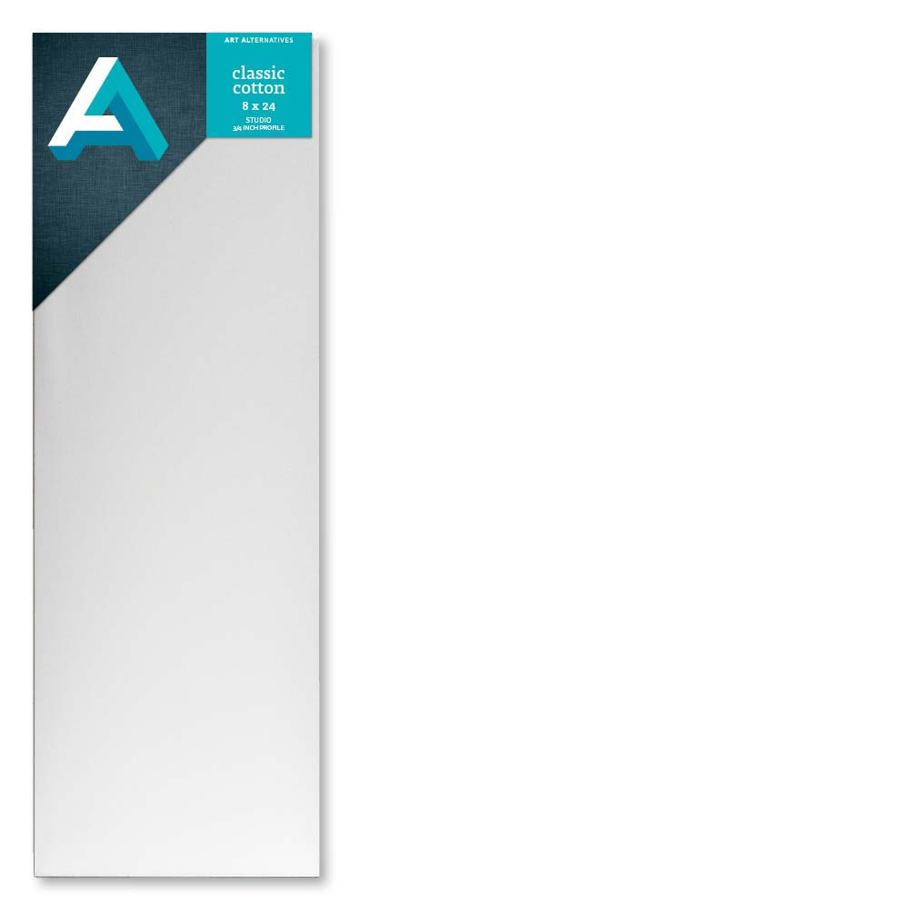 Aa Studio Stretched Canvas Case/10 8X24