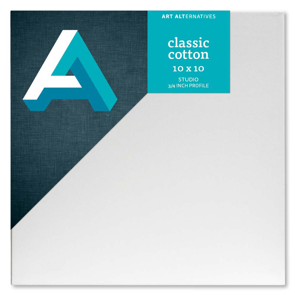 Aa Studio Stretched Canvas Case/10 10X10