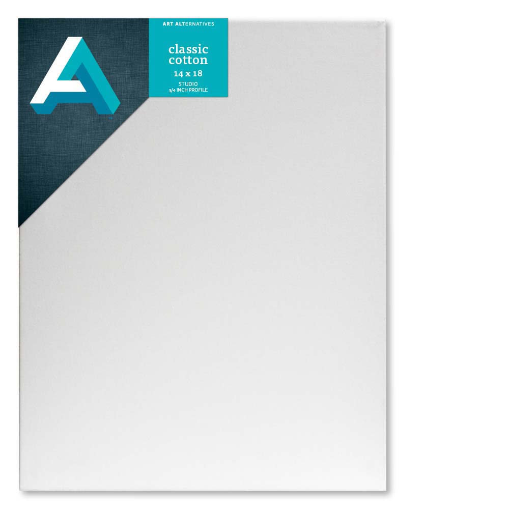 Aa Studio Stretched Canvas Case/10 14X18