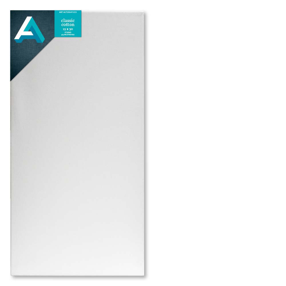 Aa Studio Stretched Canvas Case/10 15X30
