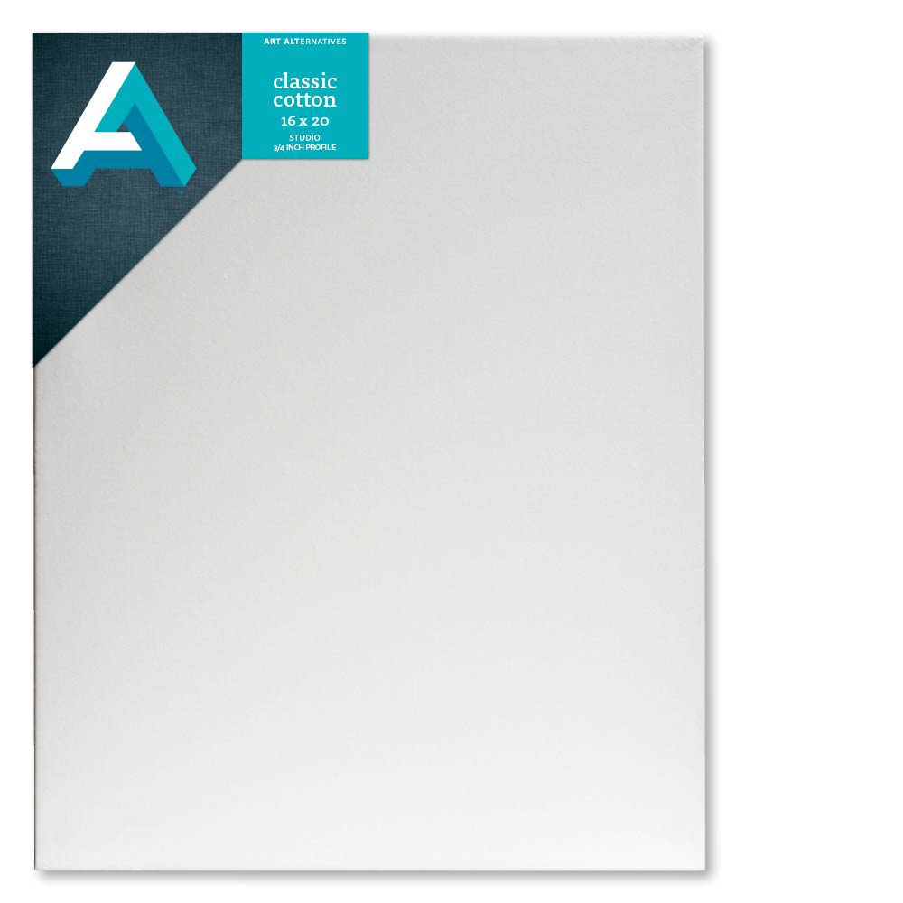 Aa Studio Stretched Canvas Case/10 16X20