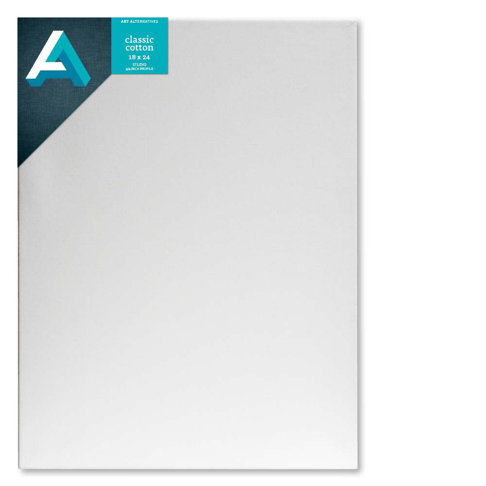 Aa Studio Stretched Canvas Case/10 18X24